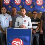 Прес на претседателот на ОО на СДСМ Делчево