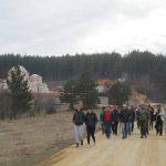 Планинарски марш до Беровско езеро на планинарите од Делчево и Берово