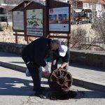 Дератизација за спречување на туларемија во Пехчево