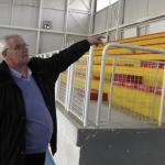 Недоличен однос кон јавниот инвентар во спортската сала во Делчево