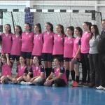 Одлична игра на делчевки на регионалниот турнир во женски ракомет
