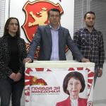 Видео: Завршен прес на Општинскиот комитет на ВМРО -ДПМНЕ - Делчево