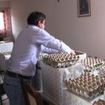 Семејството Чејс од Америка донираше хуманитарни пакети за социјално загрозени семејства од Делчево