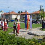 Во Делчево одбележани 118 години од смртта на патронот Гоце Делчев