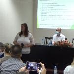 """Во Берово одржана завршна прес конференција од проектот """"Спасување на жителите од една планина долж две реки"""""""