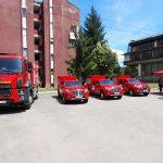 Беровските пожарникари добија ново возило и противпожарна опрема за справување со шумски пожари
