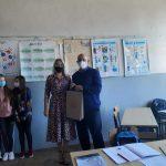 Делчевската библиотека со училишен прибор и годинава ги израдува учениците од подрачните училишта