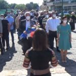 Делчево ги започна чествувањата по повод Денот на ослободувањето на градот